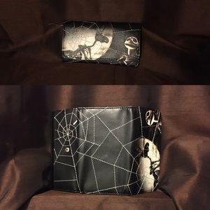 NWOT Disney nightmare before Christmas wallet